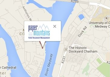 Map to PaperMountains